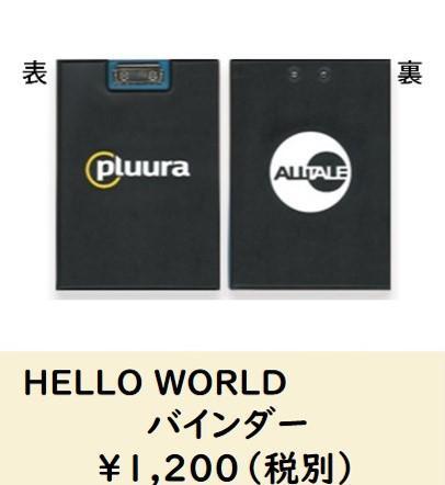 HELLO WORLD③