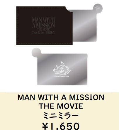 MAN WITH A MISSION①