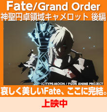 Fate Grand Order 後編
